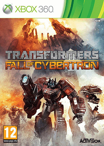 TransFormers: Fall of Cybertron on Xbox 360 and PlayStation 3 at GAME