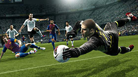 Pro Evolution Soccer 2013 screen shot 1