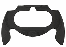 Soft Touch Controller Grip for PlayStation Vita screen shot 1