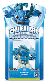 Skylanders: Character - Warnado Toys and Gadgets 