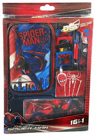 Amazing Spiderman DS Kit Accessories