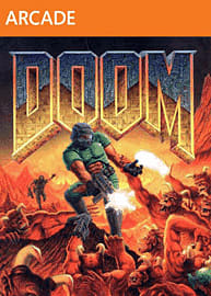 Doom Xbox Live Cover Art