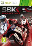 SBK Generations Xbox 360