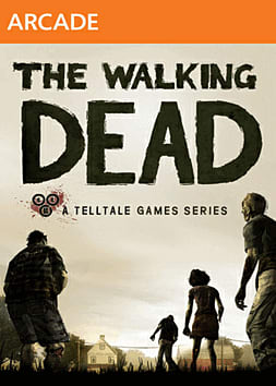 The Walking Dead Xbox Live Cover Art