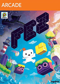Fez Xbox Live Cover Art