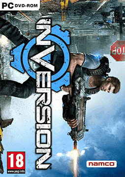 Inversion PC Games Cover Art