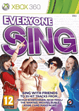 Everyone Sing Xbox 360
