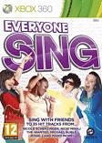 Everyone Sing Xbox 360