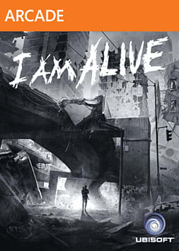 I Am Alive Xbox Live Cover Art