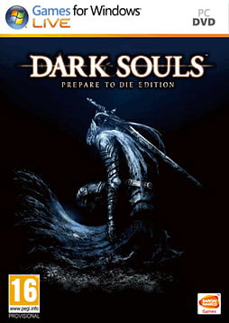 Dark Souls: Prepare to Die Edition PC Games Cover Art