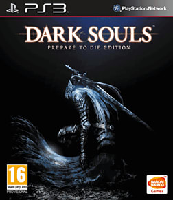 Dark Souls: Prepare to Die Edition PlayStation 3 Cover Art