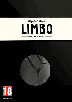 Limbo PC Games Cover Art