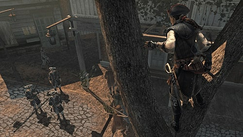 Assassin's Creed III Liberation on PlayStation Vita at GAME