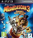 Madagascar 3: Europe's Most Wanted Playstation 3