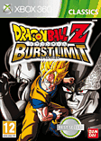 Dragon Ball Z Burst Limit Classics Xbox 360