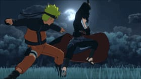 Naruto Shippuden Ultimate Ninja Storm 2 - Classics screen shot 3