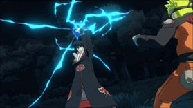 Naruto Shippuden Ultimate Ninja Storm 2 - Classics screen shot 4