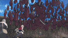 Naruto Shippuden Ultimate Ninja Storm 2 - Classics screen shot 6