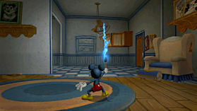 Disney Epic Mickey 2: The Power of Two screen shot 9