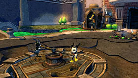 Disney Epic Mickey 2: The Power of Two screen shot 5