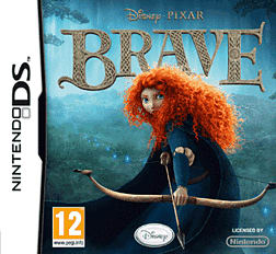 Disney Pixar's Brave DSi and DS Lite Cover Art
