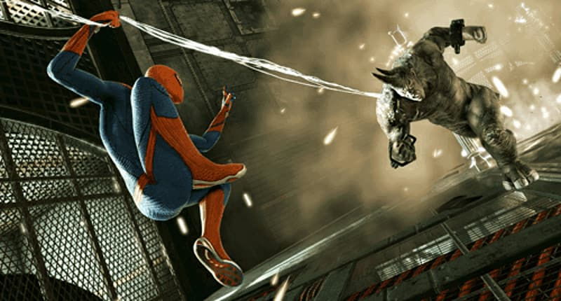 The Amazing Spider-Man Stan Lee - GAME Exclusive Xbox 360 Cover Art
