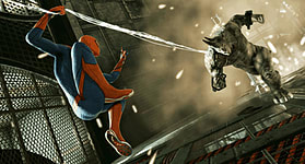 The Amazing Spider-Man Stan Lee - GAME Exclusive screen shot 1