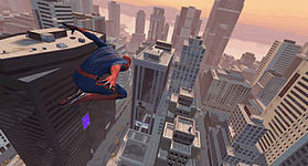 The Amazing Spider-Man Stan Lee - GAME Exclusive screen shot 2