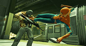 The Amazing Spider-Man Stan Lee - GAME Exclusive screen shot 4
