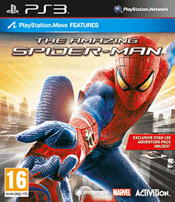 The Amazing Spider-Man Stan Lee - GAME Exclusive PlayStation 3 Cover Art