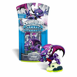 Skylanders: Character - Cynder Toys and Gadgets 