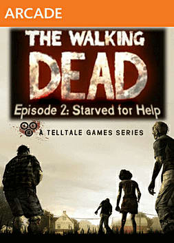 The Walking Dead: Episode 2 - Starved For Help Xbox Live Cover Art
