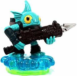 Gill Grunt - Skylanders Toys and Gadgets