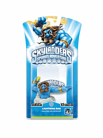 Lightning Rod - Skylanders Giants Toys and Gadgets