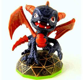 Skylanders Character: Spyro Toys and Gadgets