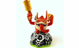 Trigger Happy - Skylanders Toys and Gadgets