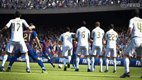 FIFA 13 (Kinect Compatible) screen shot 7