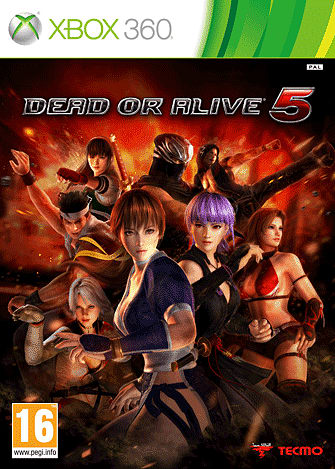 Dead or Alive 5 on Xbox 360 and PlayStation 3 at GAME