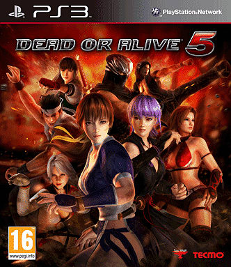 Dead or Alive 5 on PlayStation 3 and Xbox 360 at GAME