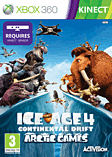 Ice Age 4: Continental Drift - Arctic Games Xbox 360 Kinect
