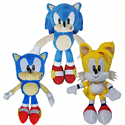 Sonic The Hedgehog 20th Anniversary Plush Series Toys and Gadgets