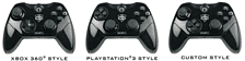 Major League Gaming Pro Circuit Controller for PlayStation 3 screen shot 2