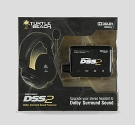 Turtle Beach Ear Force DSS2 Dolby Surround Sound Processor Accessories