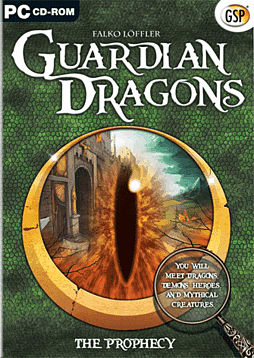 Guardian Dragons: The Prophecy PC Games Cover Art