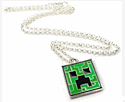 Minecraft Creeper Necklace Gifts