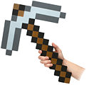 Minecraft Foam Pickaxe Toys and Gadgets