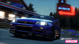 Forza Horizon screen shot 1
