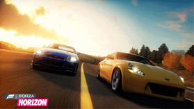 Forza Horizon screen shot 7