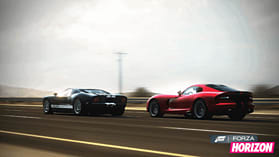 Forza Horizon screen shot 5