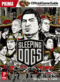 Sleeping Dogs Strategy Guide Strategy Guides and Books 